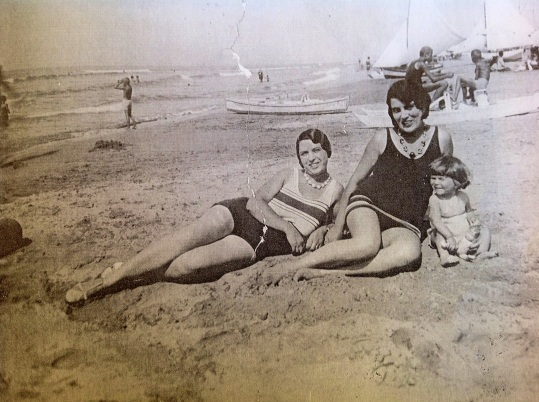 Beach in the Thirties