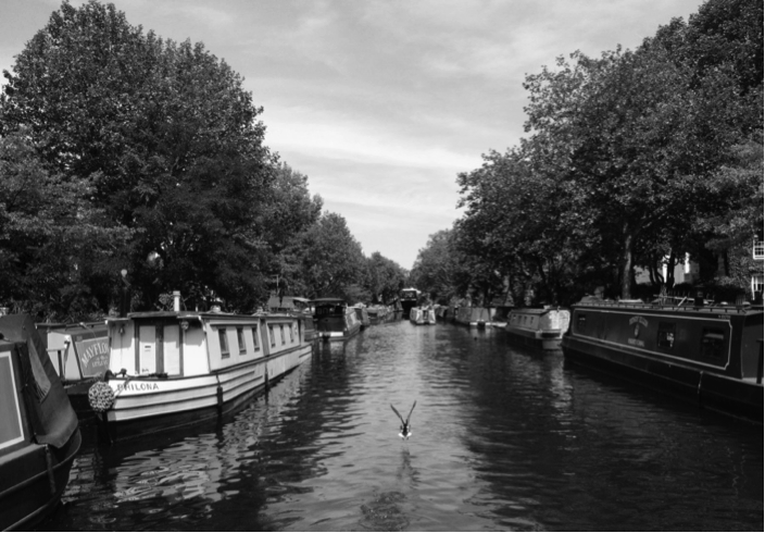 London boaters,life on canals